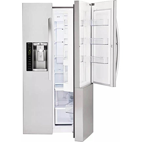 ft. Capacity Refrigerator with