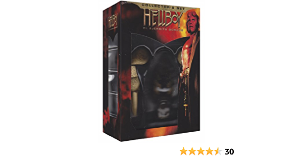 Hellboy - The Golden Army Limited Collectors Edition 2 Dvd+ ...