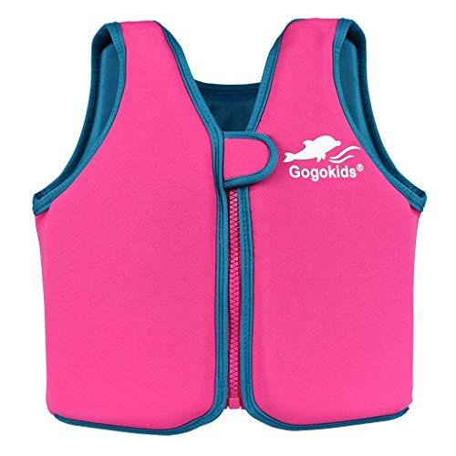 Baby Vines - Vine Swim Vest Learn-to-Swim Floatation Jackets Training Vest for Kids (1-3 Years)