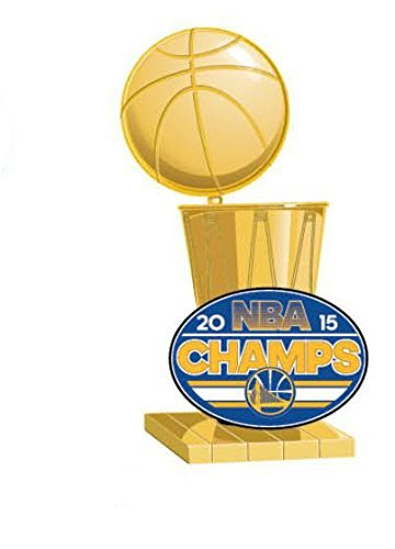 FOCO NBA Golden State Warriors 2015 Champions Trophy Paperweight