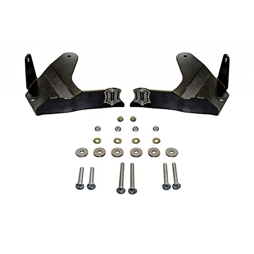 Icon Vehicle Dynamics 2005-UP Toyota Tacoma Lower Control Arm Skid Plate - Toyota Skid Cruiser Fj Plates