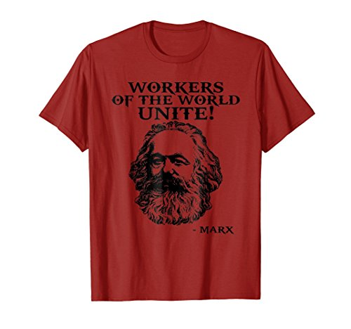 Karl Marx Marxism Marxist Tshirt (Karl Marx And The Contradictions Of Capitalism Summary)