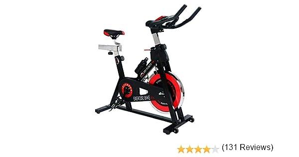 Fit-Force Bici Spinning Volante de Inercia de 24Kg: Amazon.es: Deportes y aire libre
