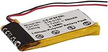 Replacement Battery For iPod Shuffle 4th Generation 616-0548