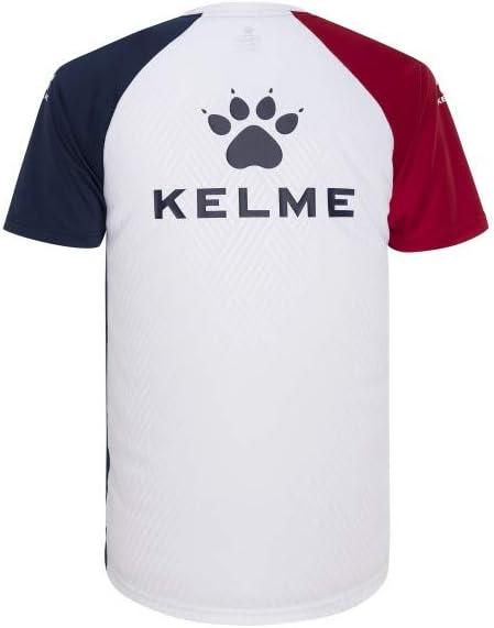 KELME - Camiseta M/c Entreno 18/19 Kirolbet Baskonia: Amazon.es ...