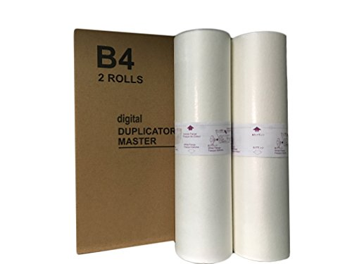 Master Risograph Compatible (1 Roll of Wholesale Widgets Brand S-3276 KS B4 Compatible Master. These Masters Are for Use in The Risograph KS500, KS600, and KS800 Duplicators.)