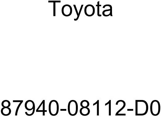 Genuine Toyota 87940-08112-A0 Rear View Mirror Assembly