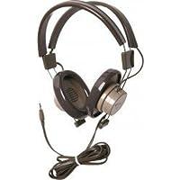 ERGOGUYS Califone 610-44S Binaural Head Phone 3.5Mm 5Ft Plug Via Ergoguys / 610-44S /