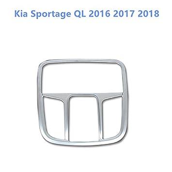 HIGH FLYING f/ür K Sportage QL 2016 2017 2018 Interieur Leseleuchten Interieurleisten ABS Kunststoff matt 3 St/ück