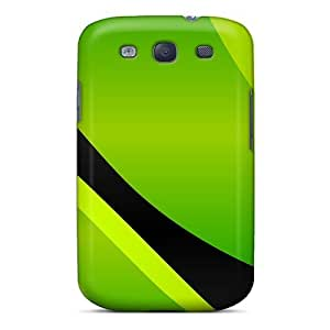 AnnetteL Premium Protective Hard Case For Galaxy S3- Nice Design - Guns Simple Jootix by supermalls