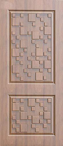 Mandrill Handcarved Wooden Door Of Teak Wood Custom Size