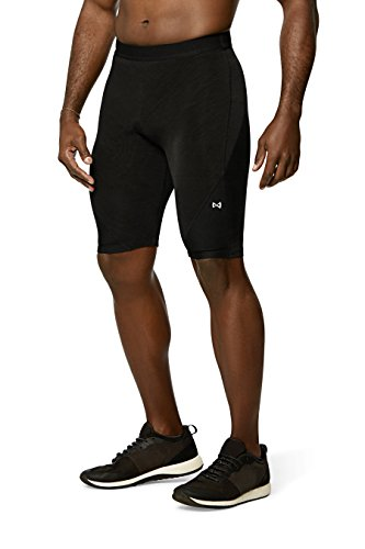 physiclo pro resistance men 39 s compression short training pants with built in resistance band. Black Bedroom Furniture Sets. Home Design Ideas