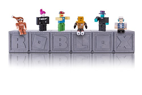 Roblox Series 1 Mystery Figure Six Pack