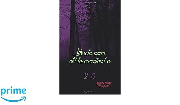 Libreta para el/la escritor/a 2.0: interior blanco y negro ...