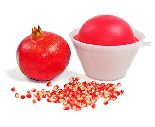 The Pomegranate Tool for Pitting Pomegranates Seeds Quick, Clean and Easy