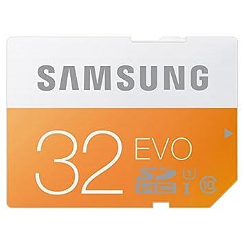 Amazon.com: Samsung Evo 32 GB tarjeta SDHC: Electronics