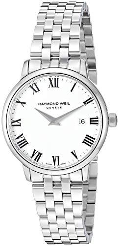 Raymond Weil Women's 5988-ST-00300 Toccata Analog Display Quartz Silver Watch