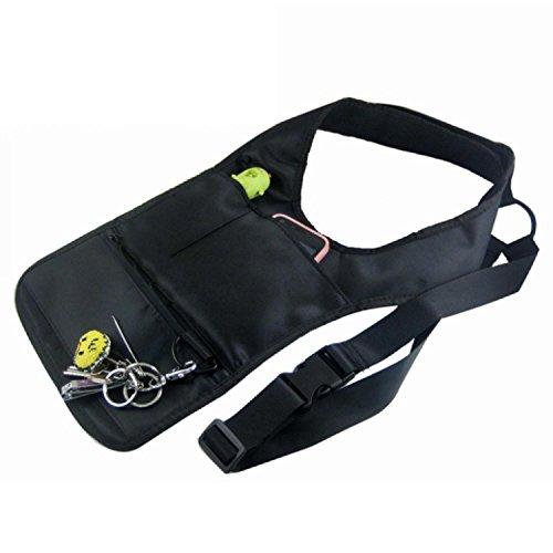 Vococal® Chouette motif impression Mini sac PU cuir femmes filles Sac Messenger épaule sac à main Bag Black Noir