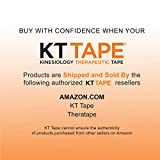 KT Tape Pro Kinesiology Therapeutic Sports Tape, 20