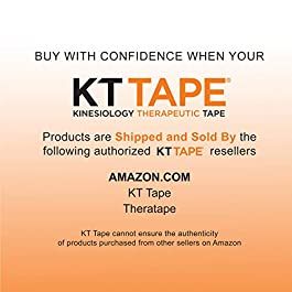 KT Tape Pro Kinesiology Athletic Tape, Latex Free, Water Resistant, Therapeutic Tape, Pro & Olympic Choice, Precut & Uncut Options, 1 Roll