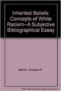 Bibliographical essay