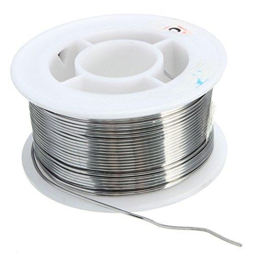 0.8mm 60/40 Tin lead Rosin Core Solder Wire Reel - 5