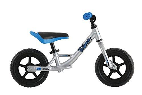 Haro Bikes Prewheelz 10 Balance Bike, Silver