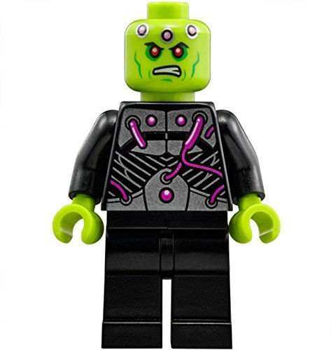 LEGO 76040 DC Super Heroes Brainiac Attack (Superheroes 2015 Lego Sets)