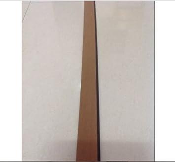 12.5 Meter Roll Grey Marine Quality Synthetic Teak Deck 190mm with Black Caulking