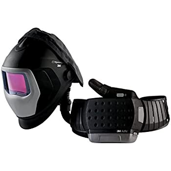 3m Speedglas Welding Helmet 9100 Air With Welding Filter Kit 9100xxi And 3m Adflo Powered