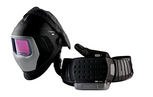 3M Speedglas Welding Helmet 9100 Air, with Welding Filter Kit 9100XXi and 3M Adflo Powered Air Respirator by 3M Personal Protective Equipment