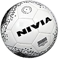 Nivia Revolvo Football - Size 5 (White)