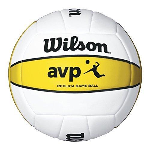 Wilson Nvl Micro - Balón de Voleibol, Color Blanco WTH5715XB