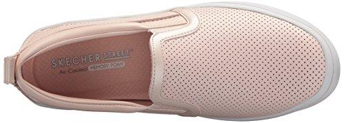 Sneaker In Pelle Hi-lite Da Donna Di Skechers Rosa Chiaro