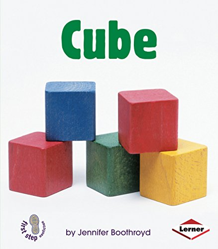 Cube (First Step Nonfiction)