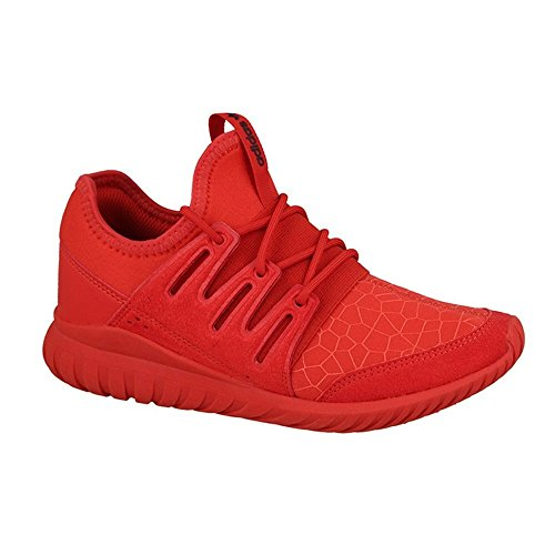 red Unisex red cblack Radial Niños J Tubular Rojo De Zapatillas Gimnasia Adidas red Red cblack YSvqcaO