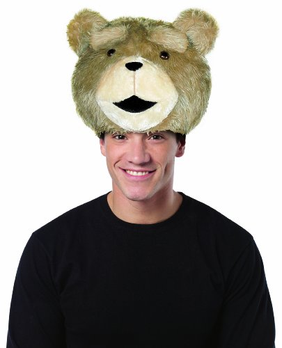 [Rasta Imposta Ted Hat, Tan, Standard] (Bear Head Costume Amazon)