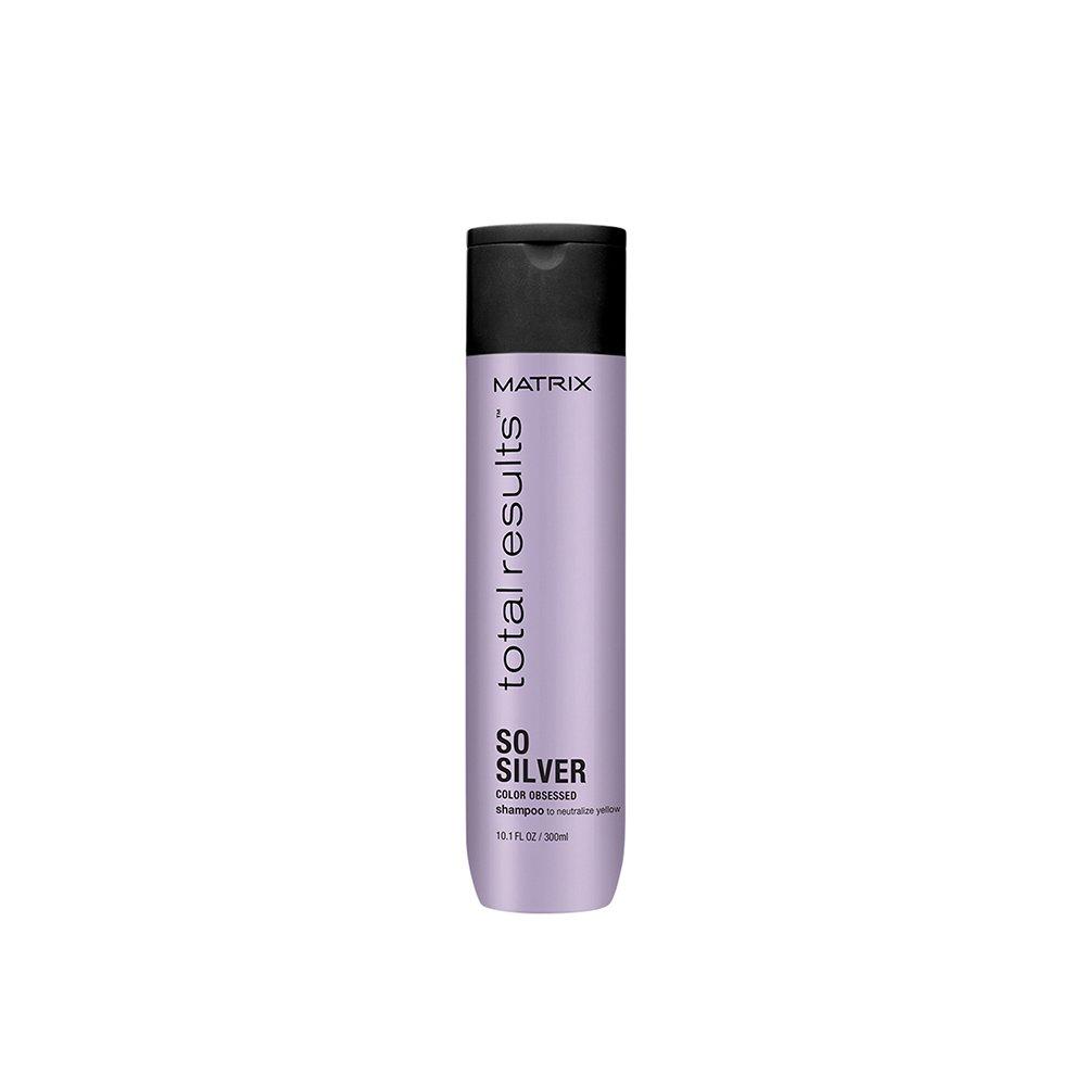 Matrix Total Results So Silver Shampoo for Unisex, 10.1 Ounce PerfumeWorldWide Inc. Drop Ship P1108200