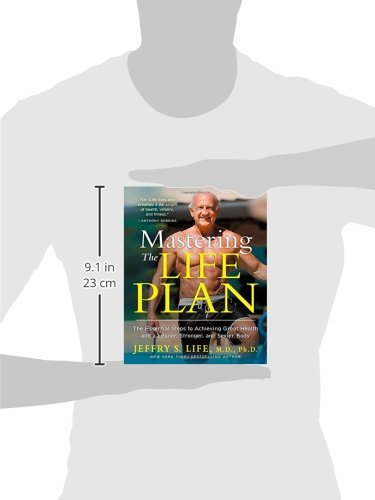 41sNLEOx9zL - Mastering the Life Plan: The Essential Steps to Achieving Great Health and a Leaner, Stronger, and Sexier Body