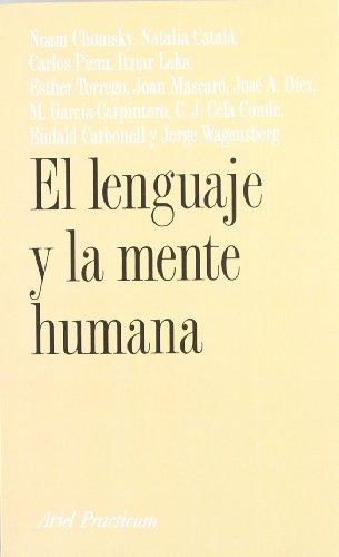 Descargar Libro El Lenguaje Y La Mente Humana Noam Chomsky
