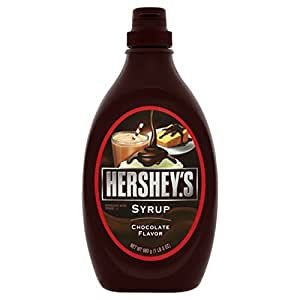 Hersheys Chocolate Syrup 680g (Pack of 3)
