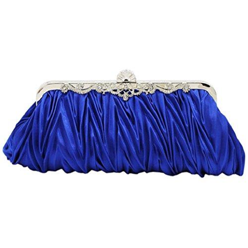 femme P182015LU8OE5421 doré Doré pour bleu Pochette Bodhi2000 1qzE66