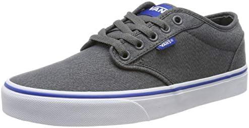 Vans Atwood Men's Shoes, Blue ((Varsity