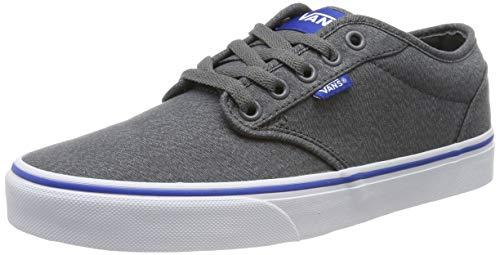 Vans Atwood Skate Shoes Pewter/Lapis Blue Mens 13