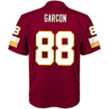 OuterStuff Pierre Garcon NFL Washington Redskins Mid Tier Replica Home Jersey Youth (S-XL)