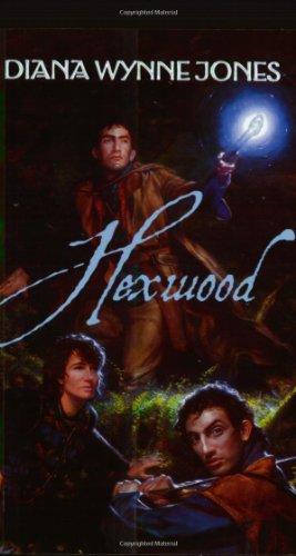book cover of Hexwood