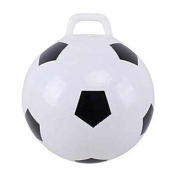 YeahiBaby Pelota de Fútbol Inflable Pelota Saltarina de Juguete de ...