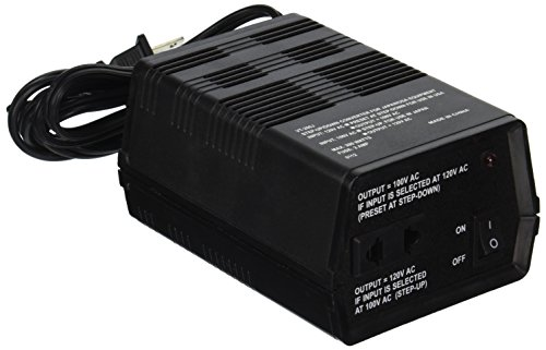 - VCT VT-200J Japanese Step Up/Down Voltage Transformer Converts Japan 100 Volts To 110V OR 110V to 100 Volt - 200 Watt