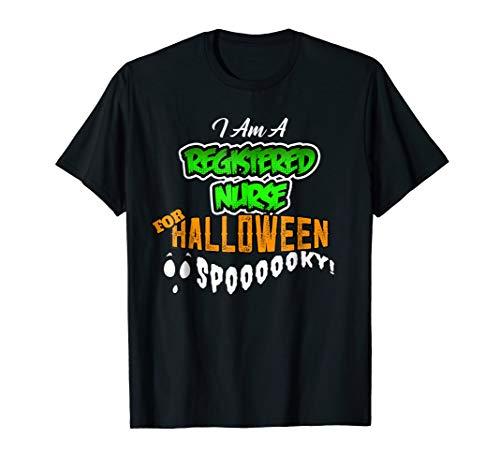 Registered Nurse RN DIY Cheap Halloween Costume Supplies -