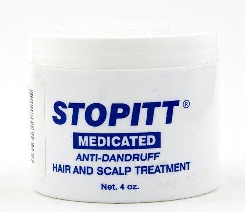 Stopitt médicamenteux anti-pelliculaire cheveux et du cuir chevelu traitement de 4 onces